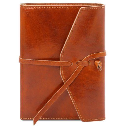 Италиански дневник от естествена кожа TL142027