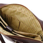 Италианска бизнес чанта от естествена кожа SAN MINIATO TL142026