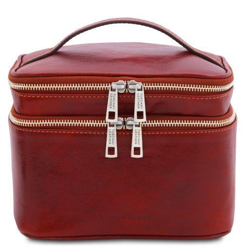 Италианска тоалетна чанта от естествена кожа ELIOT TL142045