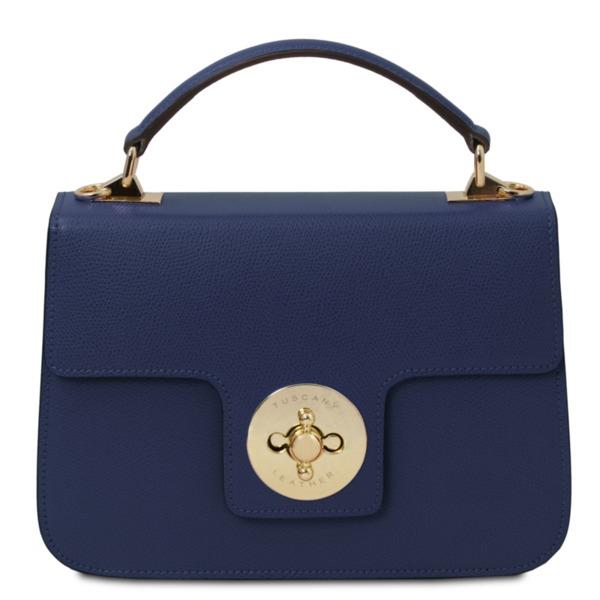 Италианска дамска чанта от естествена кожа TL BAG TL142078