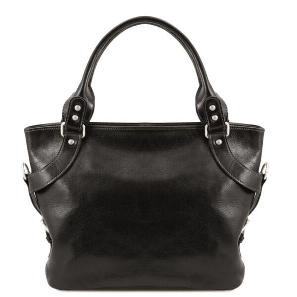 Италианска чанта от естествена кожа Ilenia TL140899