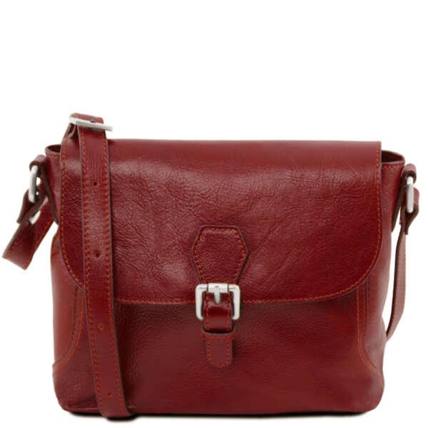 Италианска чанта от естествена кожа Jody TL141278