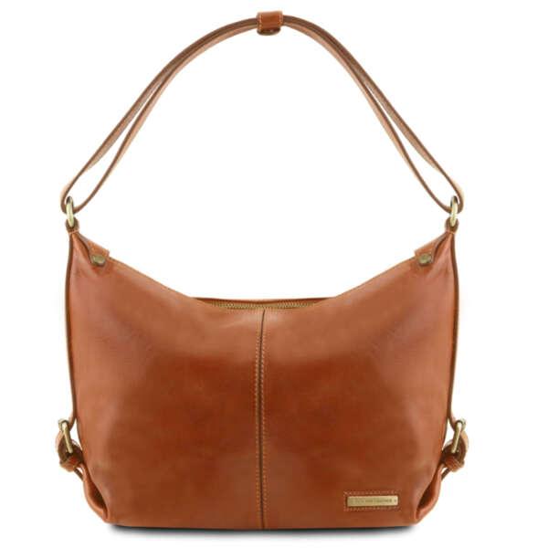 Италианска чанта от естествена кожа Sabrina TL141479