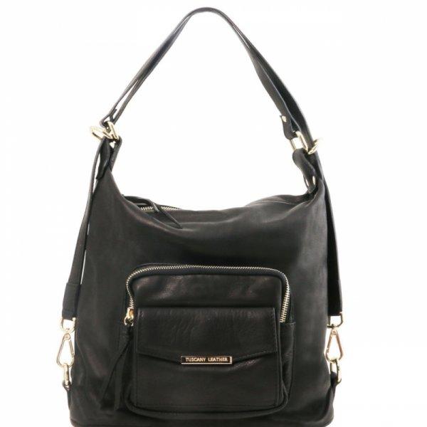 Италианска чанта от естествена кожа TL Bag TL141535