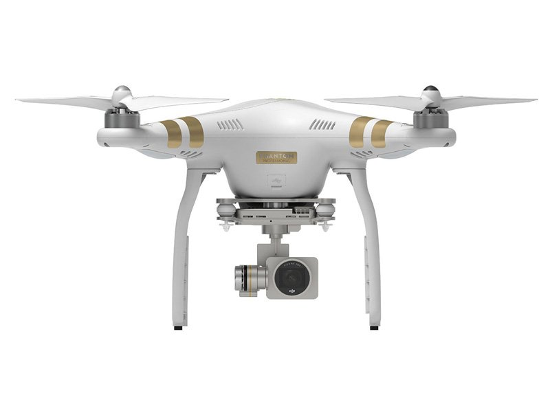 Drone with protectors FP 11