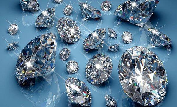 Данни за най-разпространения природен скъпоценен камък - ДИАМАНТ