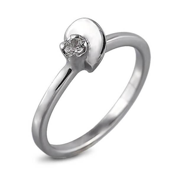 """Златен годежен пръстен """"ВЯТЪР"""" R-1165"""