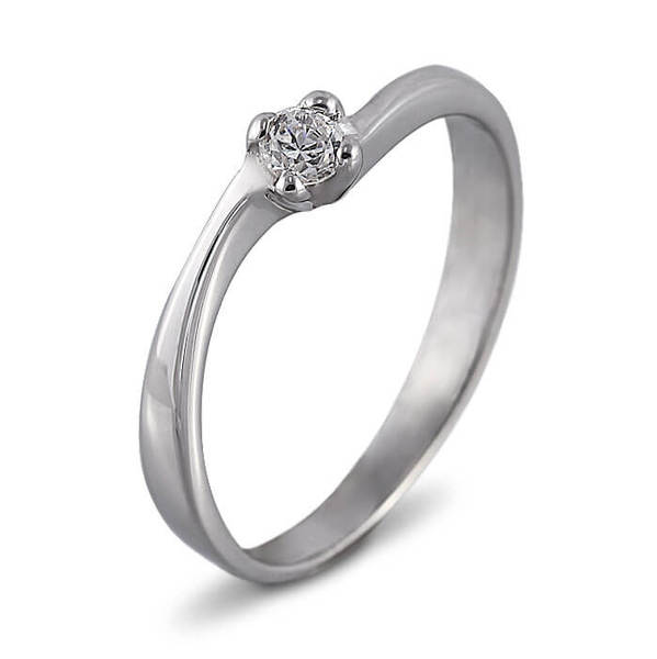 """Златен годежен пръстен """"ВЪЛНА"""" R-1111"""