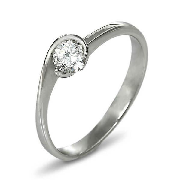"""Златен годежен пръстен """"ВЪЛНЕНИЕ"""" R-1038"""