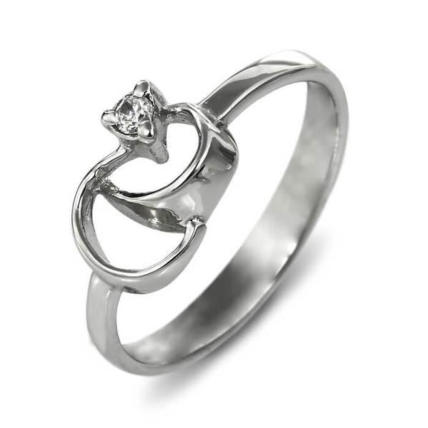 "Златен годежен пръстен ""НЕЖНОСТ"" R-1143"