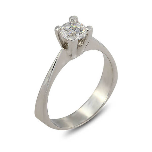 """Златен годежен пръстен """"МАГИЯ"""" R-1164"""