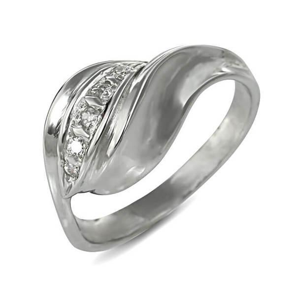 """Златен годежен пръстен """"ЛИЧЕН"""" R-2076"""