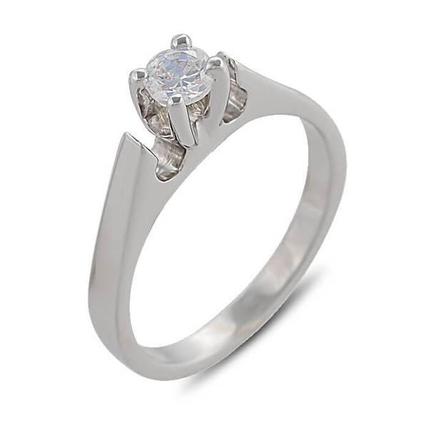 """Златен годежен пръстен """"ЦАРСКИ"""" R-1072"""