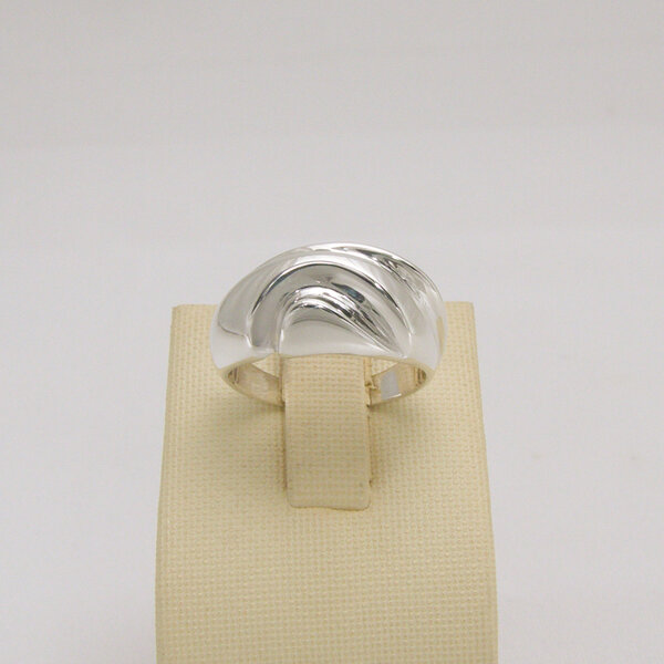 Сребърен пръстен R-111