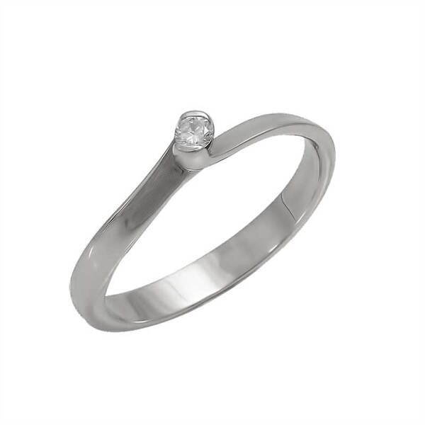 """Златен годежен пръстен """"Любима"""""""