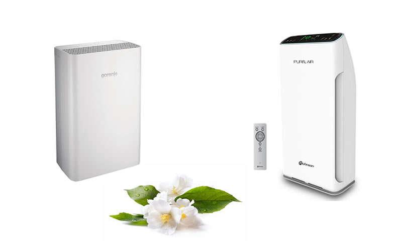 Погрижете се за здравето и комфорта на вашето семейство с уредите за пречистване на въздух