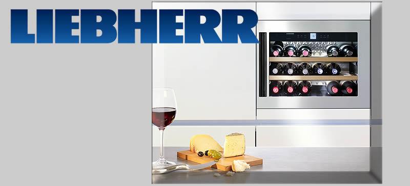 Охладители за вино Liebherr!