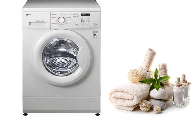 Супер цена за пералня LG с капацитет 8 кг: 579.00 лв!