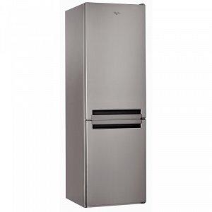 Хладилник с фризер WHIRLPOOL BLF 9121 OX, обем 369 л, клас А+