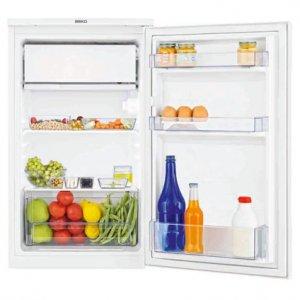 Хладилник с една врата Beko TS 190320, Обем 87л, Клас А+, H 82см, Бял