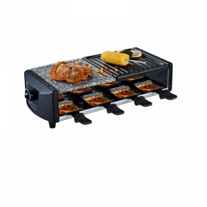Скара Raclette Rohnson R 274, 1200 W, термозащита