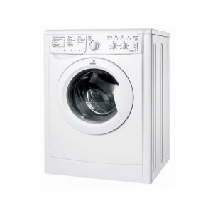 Пералня Indesit IWC 71051 C ECO EU, 7 кг, 1000 об/мин, Клас A+, Бяла