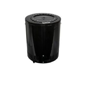 Троен чушкопек Аида, мощност 1600 W, черен