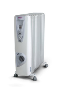 Маслен радиатор Tesy CB 2512 E 01 V
