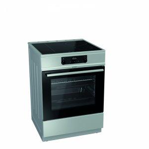 Готварска печка Gorenje EIT6351XPD, Обем 65 л, Клас А, Сива