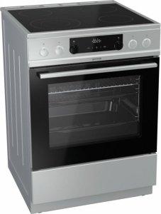 Готварска печка Gorenje EC6352XPA, Обем 65 л, Клас А, Сива
