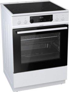 Готварска печка Gorenje EC6352WPA, Обем 65 л, Клас А, Бяла