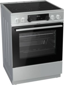 Готварска печка Gorenje EC6351XC, Обем 65 л, Клас А, Сива
