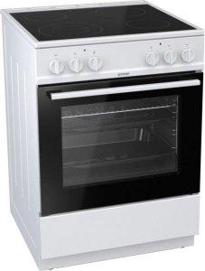 Готварска печка Gorenje EC6141WC, Обем 65 л, Клас А, Бяла