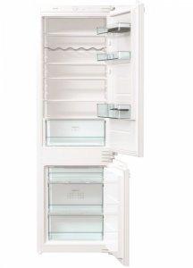Хладилник с фризер за вграждане Gorenje, NRKI5182A1, Обем 269 л, Клас А++, Бял