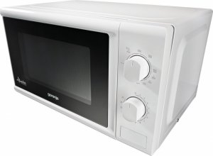 Микровълнова печка с грил Gorenje, MMO 20 MGM II, капацитет 20 л, мощност 800 W, Бяла
