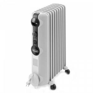Маслен радиатор DeLonghi TRRS 0920, 2000 W, 9 ребра