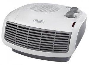 Вентилаторна печка DeLonghi HTF 3031, Мощност 2000 W, Хоризонтална, Бяла, 410414