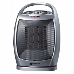 Вентилаторна печка Rohnson R-8057, 1500 W, защита от прегряване
