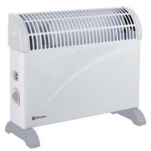 Конвектор Rohnson R-011, 2000 W, бял, регулируем термостат