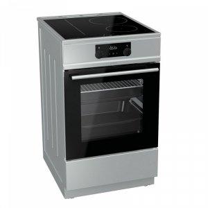 Електрическа печка с индукционен плот Gorenje EIT5355XPD, клас А, обем 70л., 11функции
