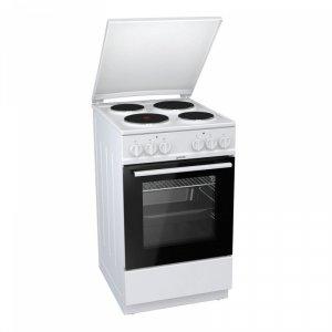 Електрическа печка Gorenje E5141WH, клас А, обем 70л, 9 функции
