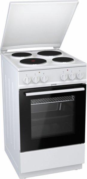 Електрическа печка Gorenje E5121WH, клас А, обем 68л., 6 функции