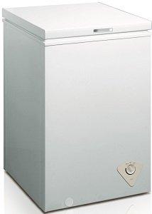 Фризер Arielli ACF-129CN, Обем 99 л, Клас А+, Бял