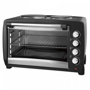 Малка готварска печка Elite ETO-45, обем 45 л, мощност 1600 W