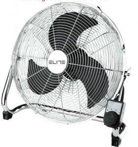 Подов вентилатор Elite EFS-0444, 3 скорости на работа, мощност 100W