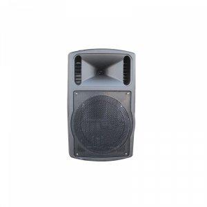 Преносим високоговорител Elite PS-12, FM радио, 2 безжични микрофона