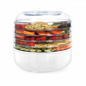 Уред за сушене на плодове и зеленчуци Elite FD-001, 125 W