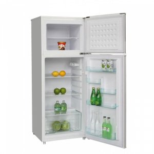 Хладилник с горна камера Elite RFU-1505, обем 252 л, клас А+, бял