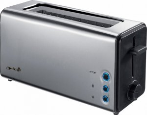 Тостер Arielli AET-1011, Мощност 1050 W, Инокс
