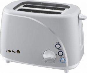 Тостер Arielli AET-8868, Мощност 800 W, Две филии